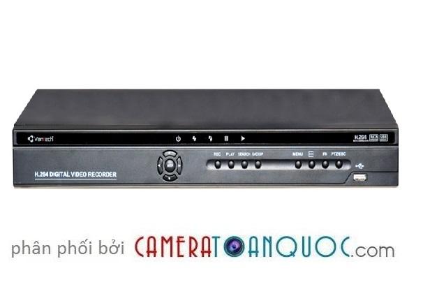 Đầu ghi hình AHD Vantech VPS-1663AHD