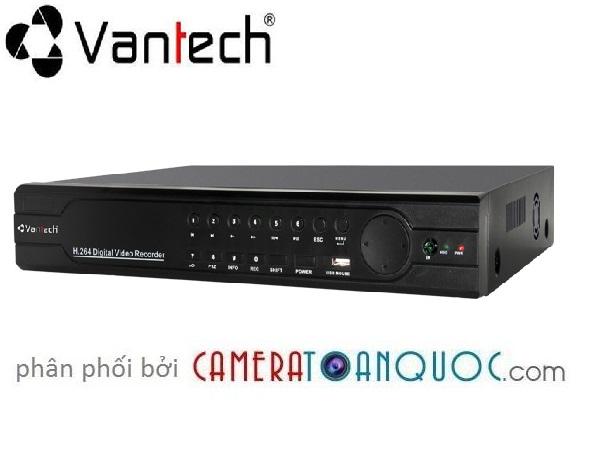 Đầu ghi hình IP Vantech VP-36445NVR