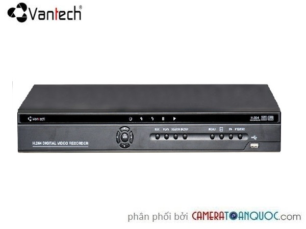 Đầu ghi Vantech VT Series VT-16800D1