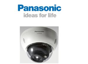 Camera Panasonic 1.0MP K-EF134L01E