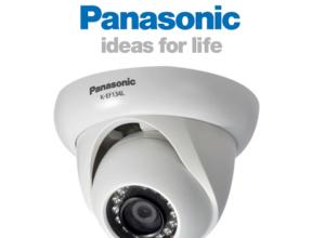 Camera Panasonic 1.0MP K-EF134L02AE