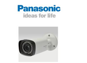 Camera Panasonic 1.0MP K-EW114L01E