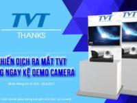 Tặng kệ demo TVT trong vòng 7 ngày