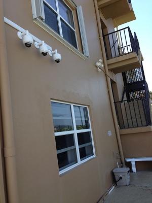 bảng giá thi công camera cho chung cư