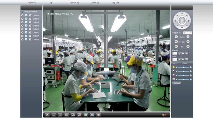 lắp đặt camera cho nhà xưởng tphcm
