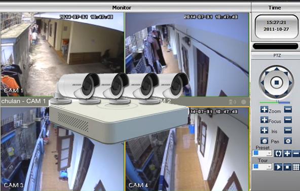 lắp đặt camera cho nhà trọ hcm