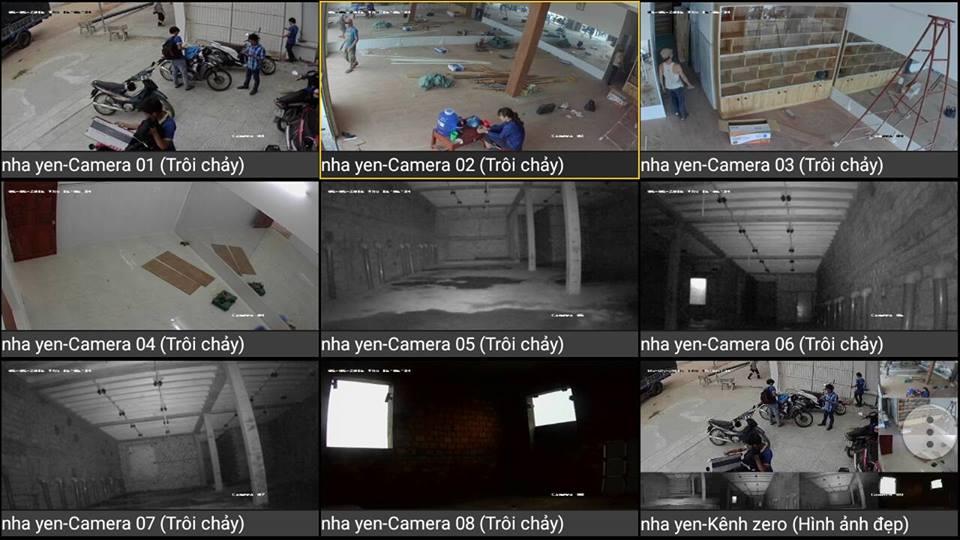lắp đặt camera quan sát cho công trình tphcm