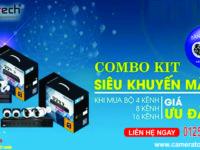 Combo Kit camera Vantech 2.0 MP siêu khuyến mãi