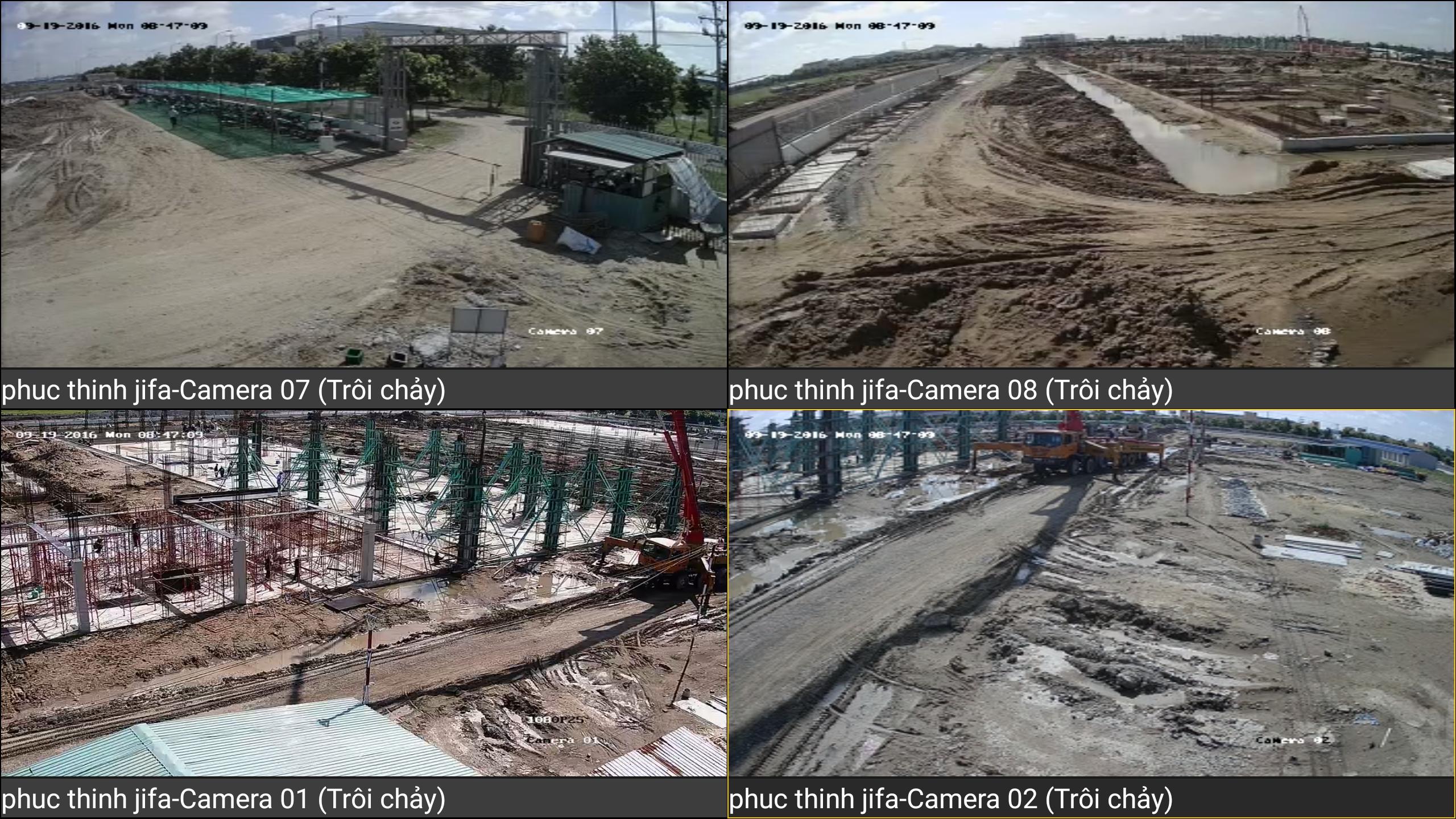 lắp đặt camera quan sát cho công trình giá tốt