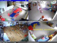 bảo trì camera quan sát cho nhà trẻ