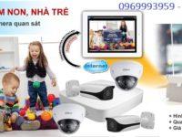 bảo trì camera cho nhà trẻ tphcm