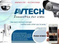 Nhà phân phối camera avtech chính hãng