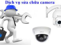 Dịch vụ bao hành, bảo trì Camera tận nơi