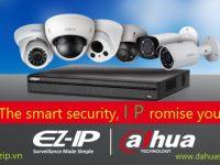 EZ-IP là dòng camera IP giá rẻ chất lượng cao