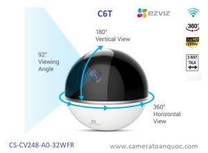 Ezviz CS-CV248-A0-32WFR (C6T)