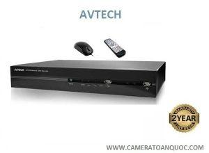Đầu Ghi IP Avtech NVR 6CH AVH306Z