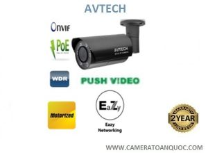 Camera IP Avtech 5.0 Mp AVM5547P
