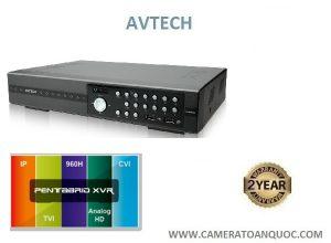Đầu Ghi TVI Avtech 2.0Mp AVZ308
