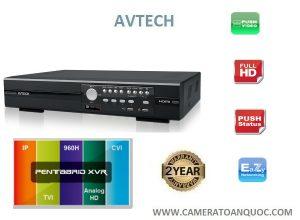 Đầu Ghi TVI Avtech 2.0Mp AVZ404