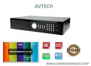 Đầu Ghi TVI Avtech 2.0Mp AVZ416
