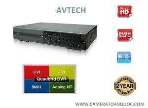 Đầu Ghi TVI Avtech 2.0Mp DGD1308