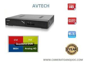 Đầu Ghi TVI Avtech 2.0Mp DGD1304