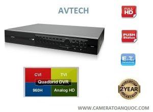 Đầu Ghi TVI Avtech 2.0Mp DGD1316