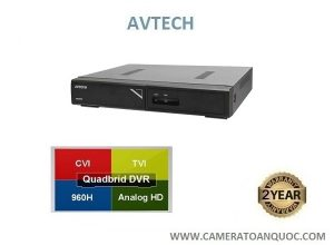 Đầu Ghi TVI Avtech 2.0Mp DGD1008