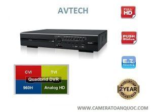 Đầu Ghi TVI Avtech 2.0Mp DGD2404