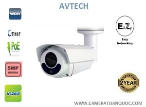 Camera IP Avtech 5.0 Mp DGM5606P