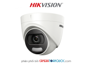 Camera Hikvision DS 2CE72DFT F