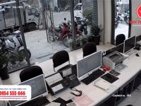 Hệ thống Camera CONFETTI GROUP – Q. Tân phú HCM