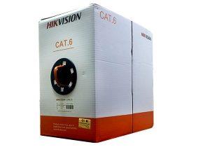 Cáp mạng Hikvision Cat5e, Cat6