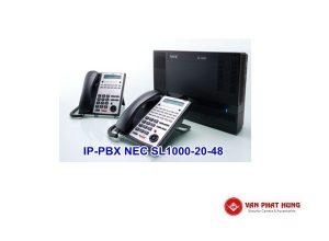 Tổng Đài Điện Thoại IP PBX NEC SL1000 20 48