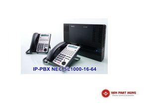 Tổng Đài Điện Thoại IP PBX NEC SL1000 16 64