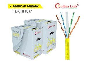 Cáp mạng Golden Link Cat5e, Cat6