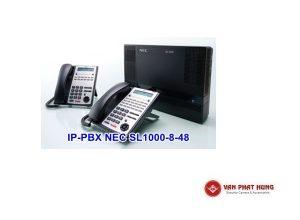 Tổng Đài Điện Thoại IP PBX NEC SL1000 8 48