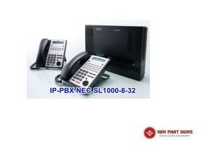 Tổng Đài Điện Thoại IP PBX NEC SL1000 8 32