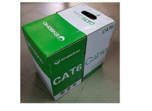Cáp mạng Ensoho Cat5e, Cat6