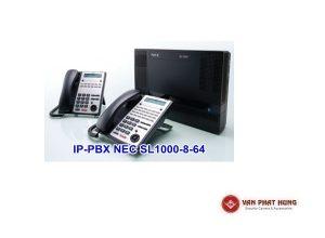 Tổng Đài Điện Thoại IP PBX NEC SL1000 8 64