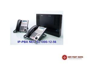Tổng Đài Điện Thoại IP PBX NEC SL1000 12 56