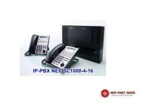 Tổng Đài Điện Thoại IP PBX NEC SL1000 4 16