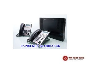 Tổng Đài Điện Thoại IP PBX NEC SL1000 16 56