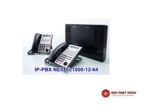 Tổng Đài Điện Thoại IP PBX NEC SL1000 12 64