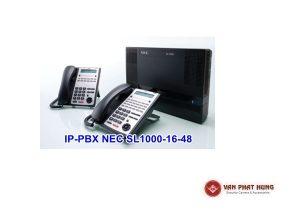 Tổng Đài Điện Thoại IP PBX NEC SL1000 16 48