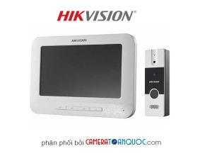 Chuông Cửa Hikvision DS KIS202