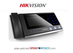 Chuông Cửa Hikvision DS KM8301