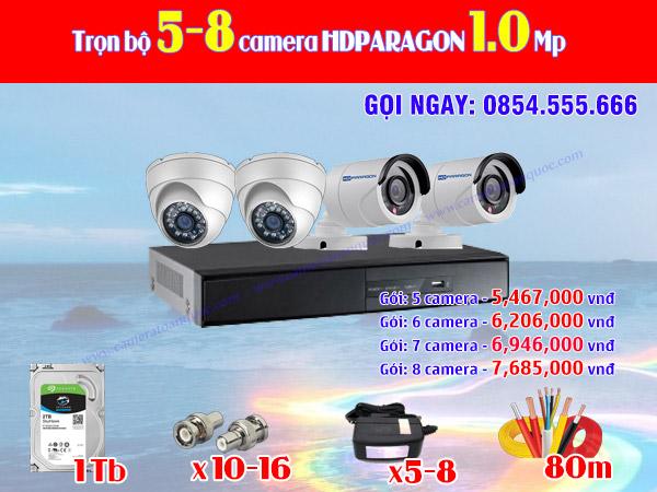 HDPARAGON 5-8 1.0 Mp