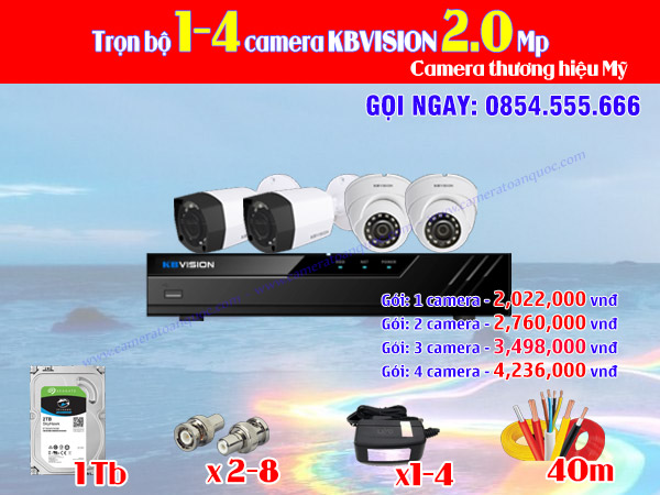 kbvision 1-4 2.0