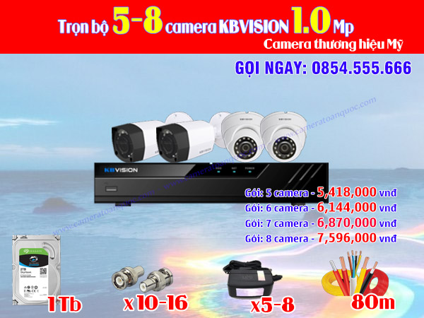 kbvision 5-8 1.0